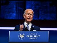 President-elect Joe Biden's victory in Arizona was finalized November 30, 2020, further cementing his win even as Donald Trump continues to make baseless claims of vote fraud. CHANDAN KHANNA / AFP
