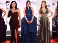 Celebrities Stun in Hollywood Glamour on Cairo International Film Festival Red Carpet 2020.. Watch