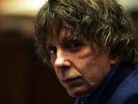 Al Pacino played him in the 2013 movie, Phil Spector.
