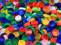 10. The small disk within plastic bottles caps