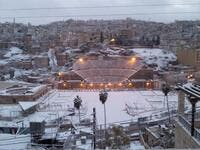 Amman under the  weather (Pinterest)
