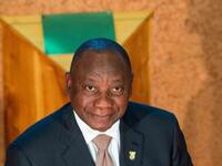 South African President Cyril Ramaphosa (AFP File Photo)