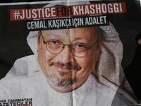 Jamal Khashoggi, a Washington Post columnist and US resident, was killed in 2018. (AFP)