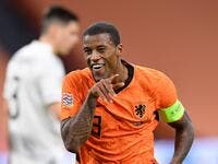 Georginio Wijnaldum (Photo: AFP)