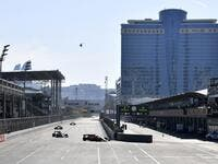 Azerbaijan Grand Prix (Photo: AFP)