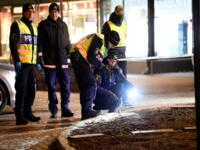 8 wounded in terror attack in Sweden