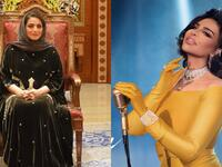 Regal Congratulations! Ahlam Receives Special Message from Oman's  First Lady.. Check It Out