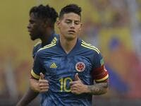 James Rodriguez (Photo: AFP)
