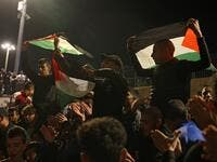 Palestinians have stood against Israeli aggression in Jerusalem