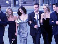 'Friends' special to film next week