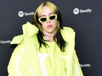 Billie Eilish opened up some more about her covert hair-coloring experience
