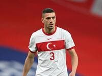 Merih Demiral (Photo: AFP)
