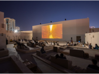 The sixth edition of Sharjah Art Foundation's film and live music event takes place on Friday, 9 April 2021 in Mirage City Cinema
