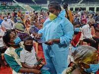 India in crisis as Covid infections surge forward