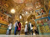 Van Church in Isfahan, Iran