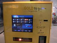 Gold ATM Machine in Dubai (Twitter)
