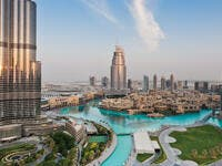 Emirati people have newly created their own downtown in Dubai. (emaar.com)