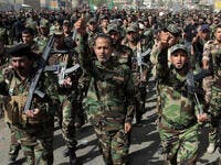 Iraqi Shia militias — Like many other Assad-affiliated groups, Iran-backed Shiite militias from Iraq have come with a mixed bag. While they have strengthened Syria's fight against Daesh, they also threaten the political balance between the Shiite and Sunni Muslims. Some are worried the weaker Daesh gets, the stronger the regime will grow.