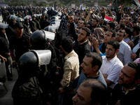 Egypt's judges call for strike action against Morsi