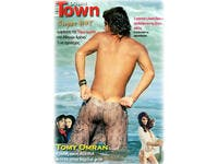 Tomy Omran magazine cover naked