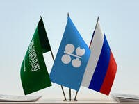 Saudi Arabia, Russia Discuss The Future of Global Oil Market