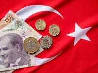 Turkish Lira Hits Another Record Low over Geopolitical Concerns