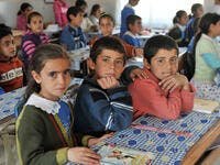 Jordan, UNICEF Announce Initiative to Educate 1 Million Children