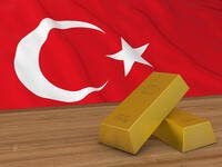 Turkey: Gold Production Hits Record High in 2020