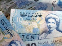 New Zealand: GDP Falls A Record 12.2 Percent