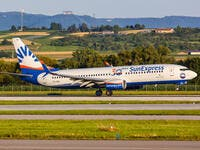 Germany: SunExpress to Boost Flights to Turkish Resorts