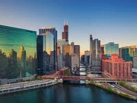 5. Chicago: The Windy City ranked 5th with an average salary of $4,062.