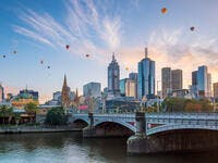 9. Melbourne: Marvellous Melbourne ranked 9th with an average salary of $3,181.