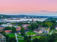 7. Oslo: Norway's capital ranked 7th with an average salary of $3,246.