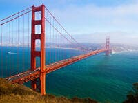 1. San Francisco: The Golden Gate City ranked first with an average monthly salary of $6,526.