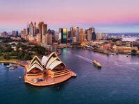 6. Sydney: The Emerald City ranked 6th with an average salary of $3,599.