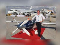 World's First Electric Race Plane Revealed at Dubai Airshow