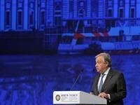 United Nations Secretary-General Antonio Guterres (AFP)
