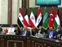 Iran, Saudi, Turkey, Syria come together for Baghdad Summit (Twitter)