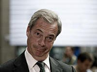 Member of the European Parliament, Nigel Farage  (Shutterstock)