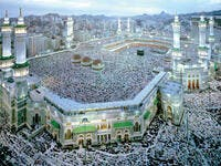 11. The Great Mosque of Mecca
