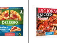 6.The Frozen Pizza: DiGiorno/Delissio