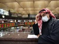 Gulf Stock Markets took a tumble this week /AFP