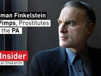 Norman Finkelstein is a prominent American political scientist, activist, professor, and author (Al Bawaba)