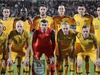 In case you were wondering, the Australian football team is affectionally nicknamed the Socceroos /AFP