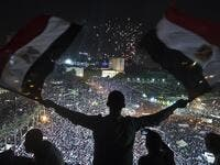 Tahrir Square in July, 2013 /AFP
