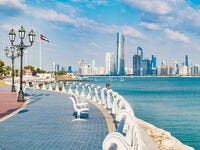 Abu Dhabi's gross yields averaged 7.4 per cent, for apartments at 7.7 per cent and villas with 6.6 per cent.
