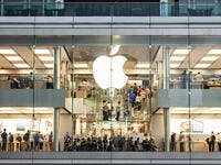 1. Apple: Apple was rated the most valuable brand in Forbes list with a brand value worth of $205.5 billion.