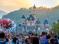 8. Disney: The entertainment empire ranked 8th with a brand value worth of $52.2 billion.