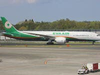 10. EVA Air: EVA Air was established in 1989, and is a member of Star Alliance. EVA serves a global network that connects Asia and Mainland China to Europe, North America and Oceania and links more than 60 major business and tourist destinations. EVA operates from their hub at Taoyuan International Airport in Taiwan.