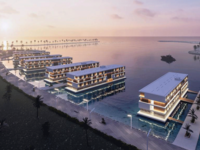 Qatar to Build 16 Floating Hotels for World Cup 2022